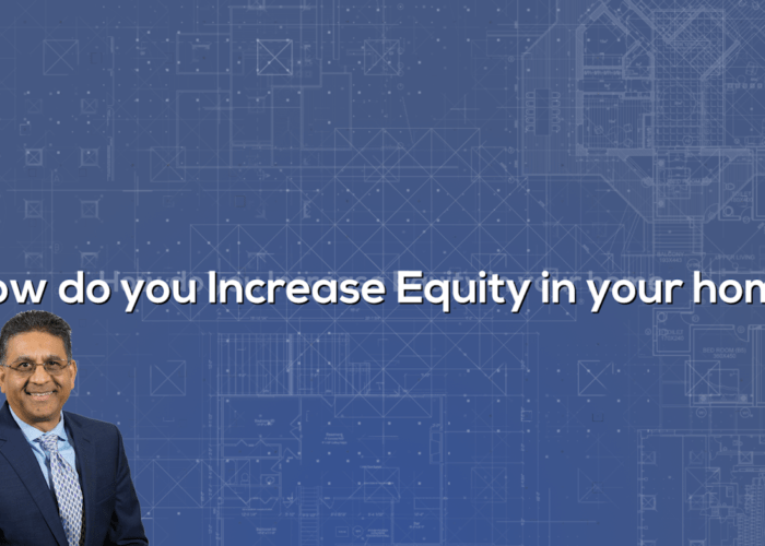 increase your equity