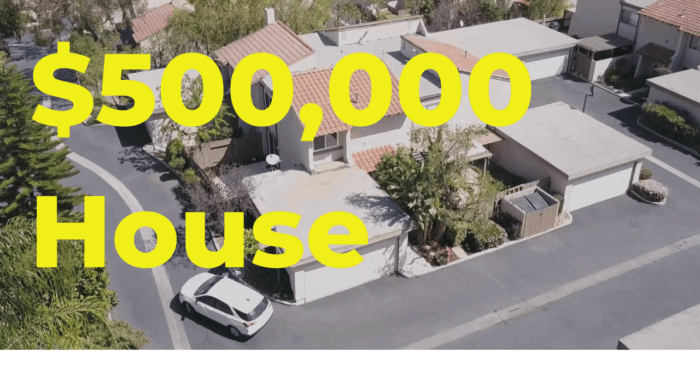 500000 House
